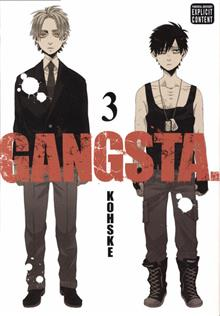 GANGSTA GN VOL 03 (MR)