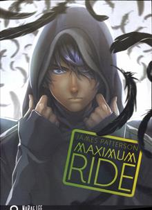 MAXIMUM RIDE TP VOL 08