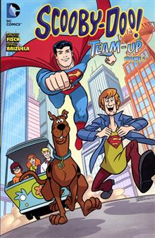 SCOOBY DOO TEAM UP TP VOL 02
