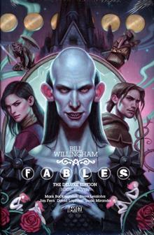 FABLES DELUXE EDITION HC VOL 11 (MR)