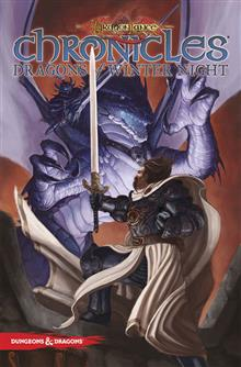DRAGONLANCE CHRONICLES TP VOL 02 NIGHT DRAGONS OF WINTER