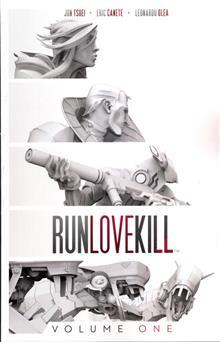 RUNLOVEKILL TP VOL 01 (MR)