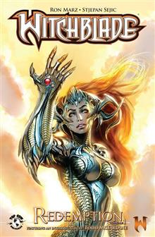 WITCHBLADE REDEMPTION TP VOL 1-4 SET
