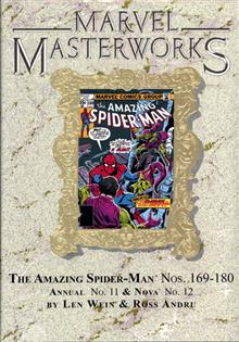 MMW AMAZING SPIDER-MAN HC 17 DM VAR ED 226