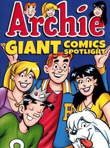 ARCHIE GIANT COMICS SPOTLIGHT TP