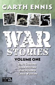 WAR STORIES TP NEW ED VOL 01 (MR)