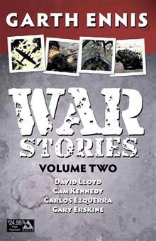 WAR STORIES TP NEW ED VOL 02 (MR)