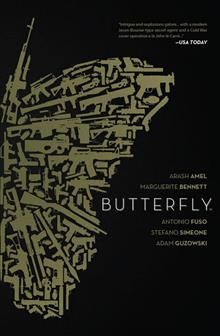 BUTTERFLY HC (MR)