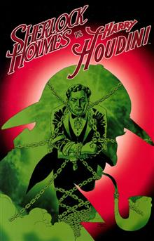 SHERLOCK HOLMES VS HARRY HOUDINI TP