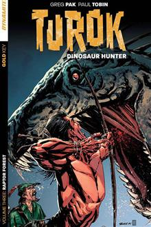 TUROK-DINOSAUR-HUNTER-TP-VOL-03-RAPTOR-FOREST-(C-0-1-2)