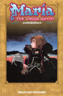 MARIA THE VIRGIN WITCH EXHIBITION TP (MR)