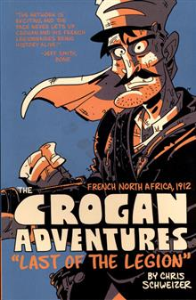 CROGAN ADVENTURES COLOR GN VOL 02 LAST OF THE LEGION