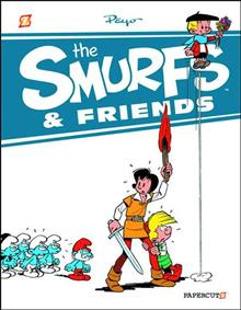 SMURFS AND FRIENDS HC