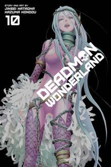 DEADMAN WONDERLAND GN VOL 10 (MR)