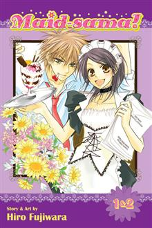 MAID SAMA 2IN1 TP VOL 01