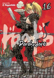 DOROHEDORO GN VOL 16 (MR)