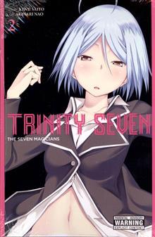 TRINITY SEVEN GN VOL 02 (MR)