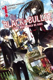 BLACK BULLET LIGHT NOVEL SC VOL 01