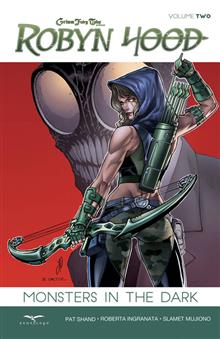 ROBYN HOOD ONGOING TP VOL 02 MONSTERS IN THE DARK