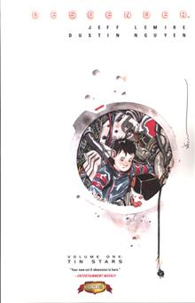 Descender TP Vol 01 Tin Stars (MR) DCBS Exc Var