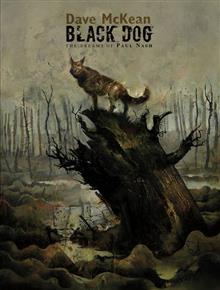 BLACK DOG DREAMS OF PAUL NASH TP