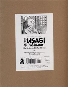USAGI YOJIMBO GALLERY EDITION HC VOL 02