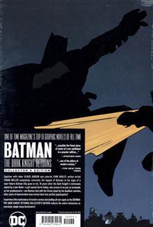 BATMAN DARK KNIGHT RETURNS COLLECTORS EDITION BOX SET