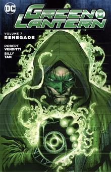 GREEN LANTERN TP VOL 07 RENEGADE
