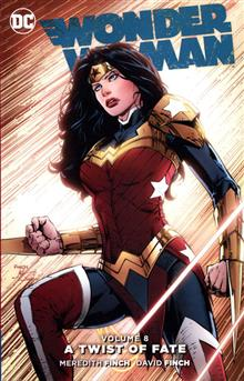WONDER WOMAN TP VOL 08 TWIST OF FATE