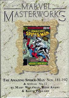 MMW AMAZING SPIDER-MAN HC VOL 18 DM VAR ED 239