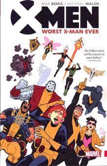 X-MEN TP WORST X-MAN EVER