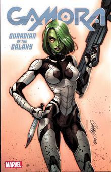 GAMORA TP GUARDIAN OF GALAXY