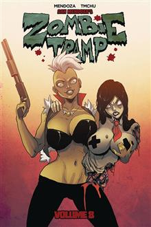 ZOMBIE TRAMP TP VOL 08 PIMPS & HOCUS POCUS (MR)
