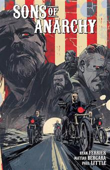 SONS OF ANARCHY TP VOL 06 (MR)