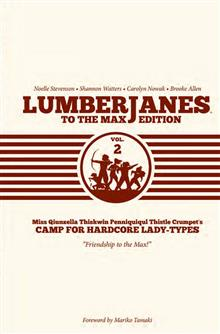 LUMBERJANES TO MAX ED HC VOL 02