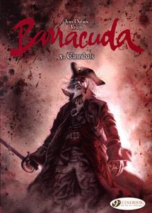 BARRACUDA GN VOL 05 CANNBALS