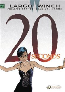 LARGO WINCH GN VOL 16 20 SECONDS