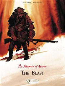 MARQUIS OF ANAON GN VOL 04 BEAST