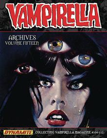 VAMPIRELLA ARCHIVES HC VOL 15 (MR)