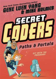 SECRET CODERS GN VOL 02 PATHS & PORTALS