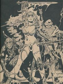 FRANK THORNE GHITA EROTIC TREASURY ARCHIVAL LTD SGN ED VOL 0