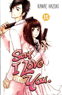 SAY I LOVE YOU GN VOL 15