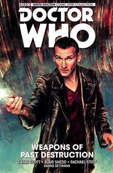 DOCTOR WHO 9TH TP VOL 01 WEAPONS OF PAST DESTRUCTION