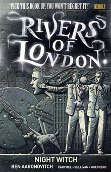 RIVERS OF LONDON TP VOL 02 NIGHT WITCH (MR)