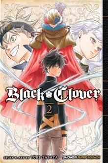 BLACK CLOVER GN VOL 02