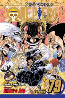 ONE PIECE GN VOL 79