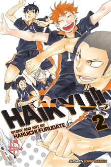 HAIKYU GN VOL 02 (MR)