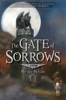 GATE OF SORROWS HC NOVEL (MR)