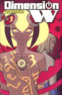 DIMENSION W GN VOL 03