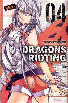 DRAGONS RIOTING GN VOL 04 (MR)